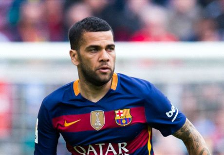 Dani Alves set to complete Juve move