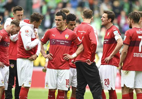 Stuttgart has THREE relegated teams