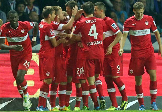 VfB Stuttgart will Höhenflug gegen Eintracht Frankfurt fortsetzen