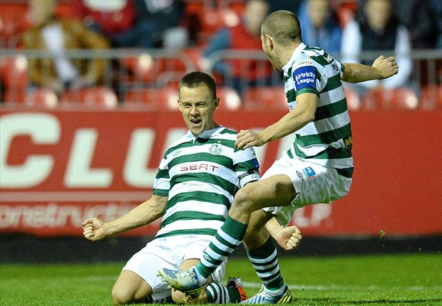 St Patrick's Athletic 0-2 Shamrock Rovers - Hoops cup form continues with derby victory
