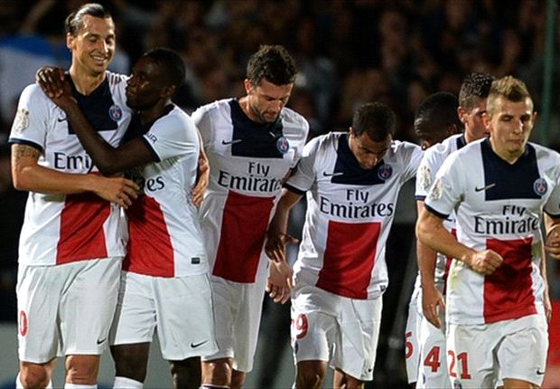 Paris Saint-Germain kehilangan tiga penggawa pentingnya