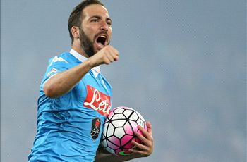 Source: Higuain closes in on Juventus move as fee agreed upon