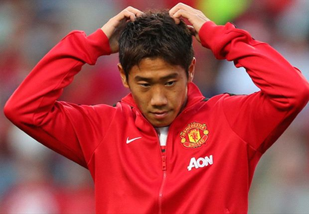 TEAM NEWS: Kagawa and Fellaini start for Manchester United