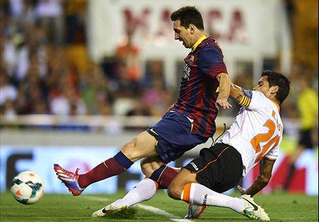 La Liga: Topduell im Mestalla