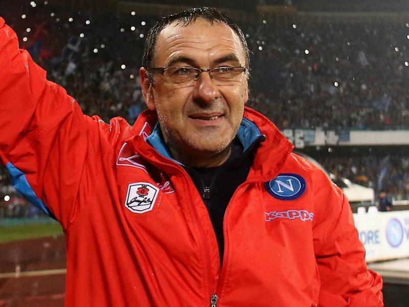 Naples, un nouveau contrat de 4 ans pour Sarri