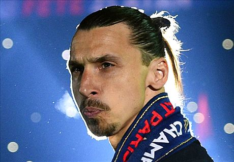 Ibrahimovic agent cools Man Utd talk