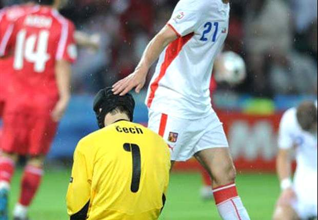 Denmark 0-0 Czech Republic: Petr Cech Penalty Save Denies Danes Victory