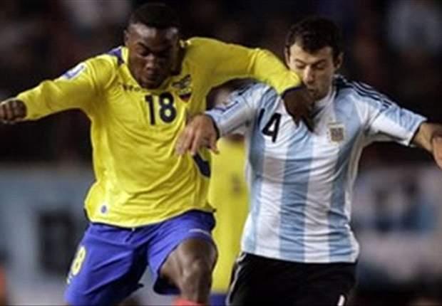 Ambas selecciones jugarán el Mundial de Brasil.