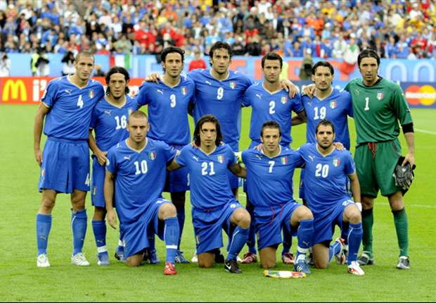 Spain Are Afraid Of Italy - Riva