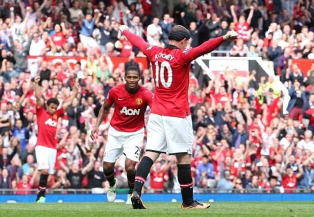 Manchester United Tundukkan Crystal Palace