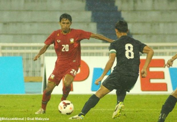 Hafiz Sujad will aim for gold with his Singapore Under-23 teammates at the SEA Games.