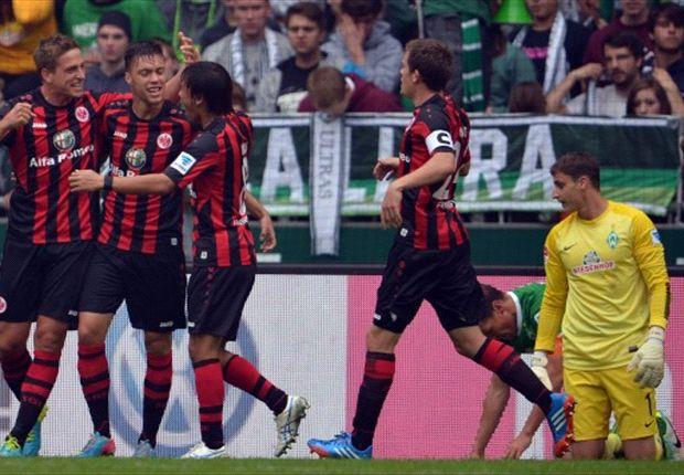 Der bisherige Erfolgsgarant der Eintracht: Vaclav Kadlec