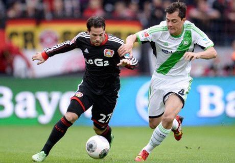 Dortmund sign Leverkusen's Castro