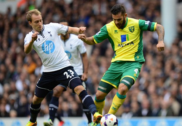 Tottenham boss Villas-Boas hails 'great' Eriksen debut