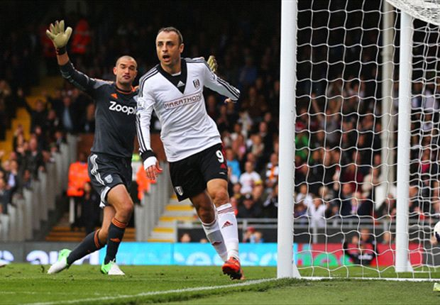 Agent: Berbatov wants Fulham exit in January