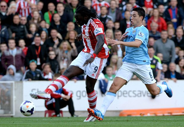 Stoke City 0-0 Manchester City: Pellegrini's men held by resilient Potters