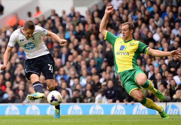 Tottenham 2-0 Norwich: Gylfi Sigurdsson se basta y se sobra