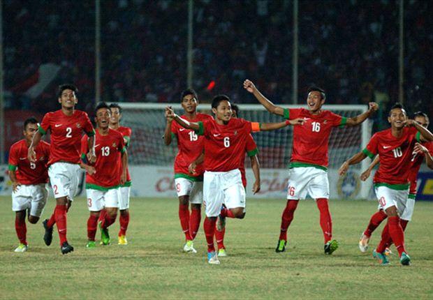 Piala AFF U-19: Evan Dimas Jaga Peluang Indonesia