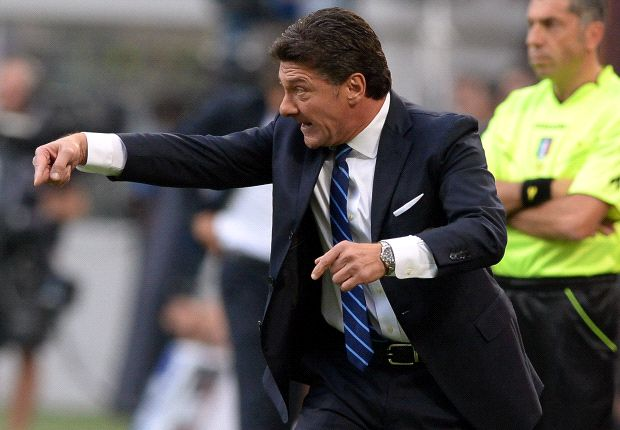 Mazzarri refutes Scudetto suggestions