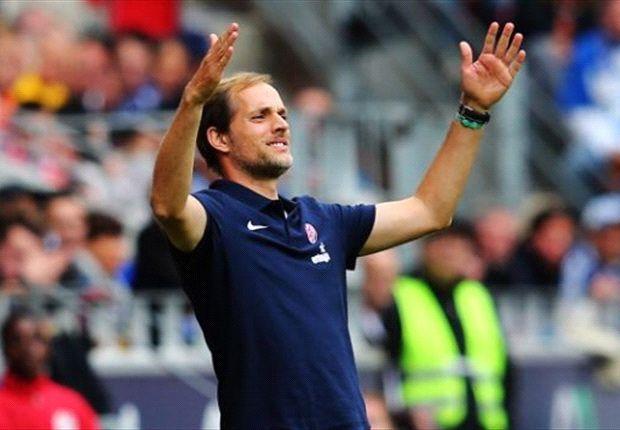 Ärgerte sich über Schiedsrichter Sippel: Mainz-Trainer Thomas Tuchel