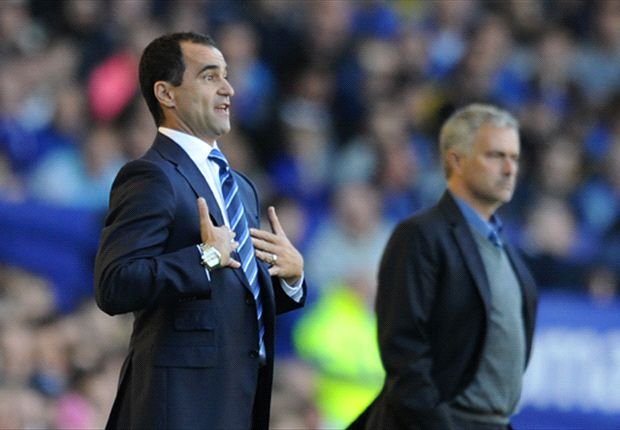 Everton boss Martinez eagerly awaiting 'massive' Merseyside derby