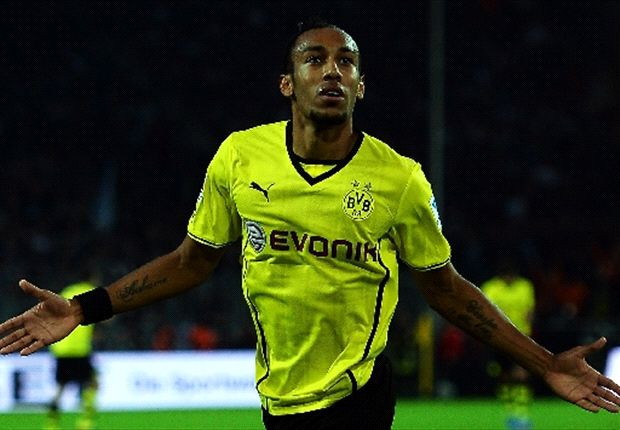 Borussia Dortmund 6-2 Hamburg: Lewandowski and Aubameyang destroy Hamburg