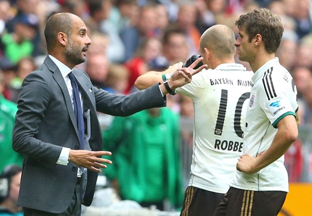 Guardiola: Bayern slog proves Bundesliga is strong