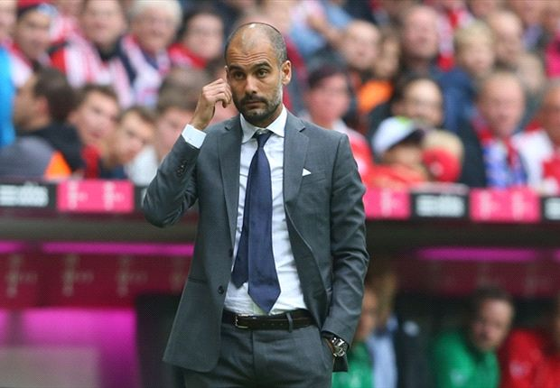 Guardiola: This is Bayern's style of play, not mine
