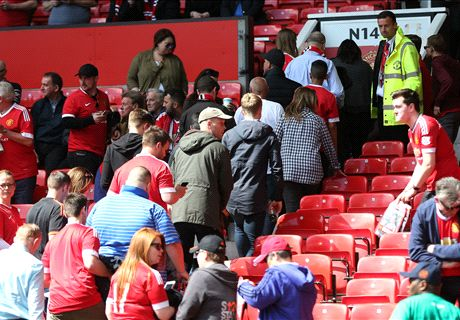 Security fear forces Man Utd abandonment