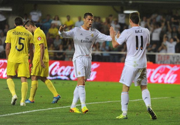 Bale & Ronaldo show underway, but money can't buy love for mediocre Madrid