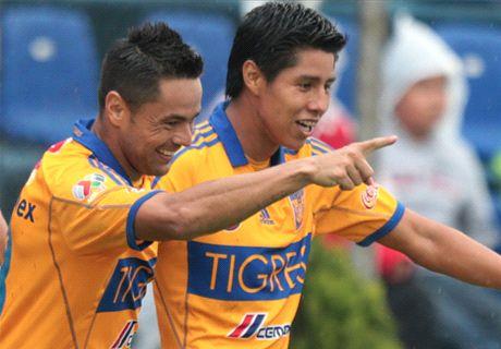 Tigres captain Juninho out for playoffs