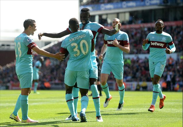 Video: Stoke City vs West Ham United