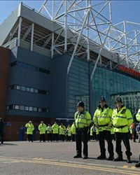 Police confirm controlled explosion at Old Trafford after Manchester United's abandoned match