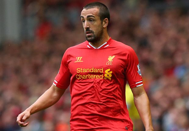 Liverpool star Jose Enrique thrilled at return to fitness