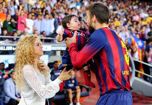 Shakira reconoce que Gerard Piqué no le deja grabar vídeos con hombres