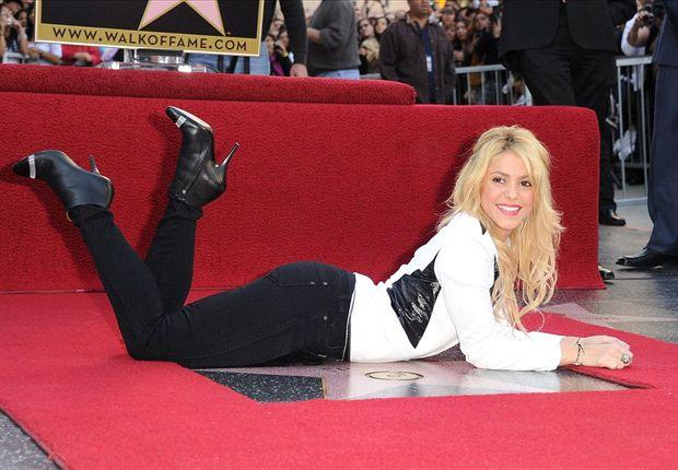 """Shakira define a Gerard Piqué como """"superceloso y territorial"""""""