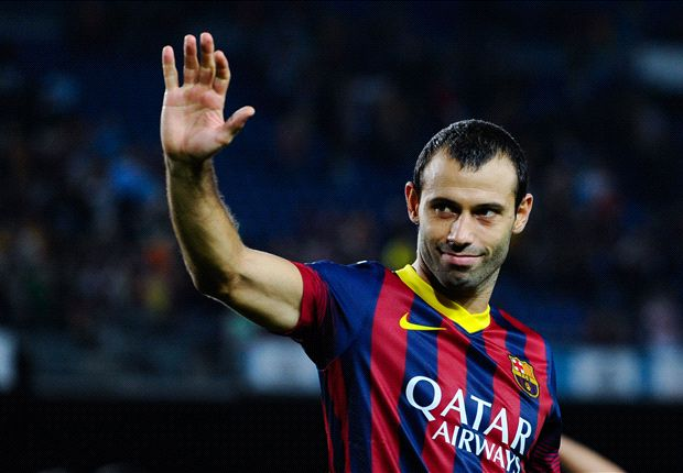 Mascherano calls for Barcelona improvement