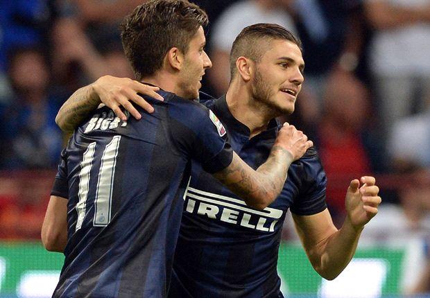 Inter Mailand hofft gegen Florenz auf einen Heimsieg