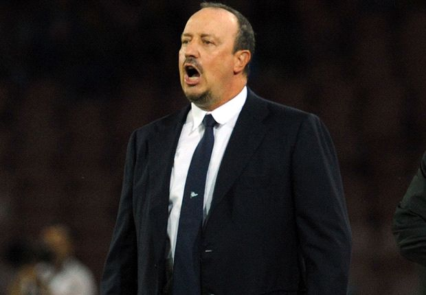 Benitez optimis di Grup F Liga Champions.