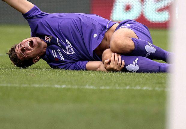 """Mario Gomez: """"Geluk bij een ongeluk"""""""