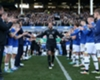WATCH: Howard bids Everton farewell