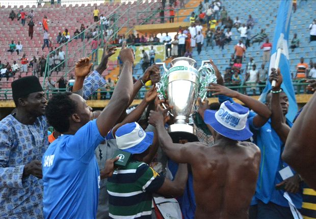 Enyimba players fasted & prayed to ensure Federation Cup success, says Femi Thomas