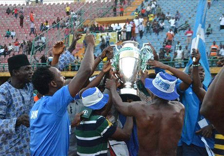 Enyimba are Federation Cup champions
