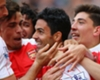 Arteta looks to future after farewell game