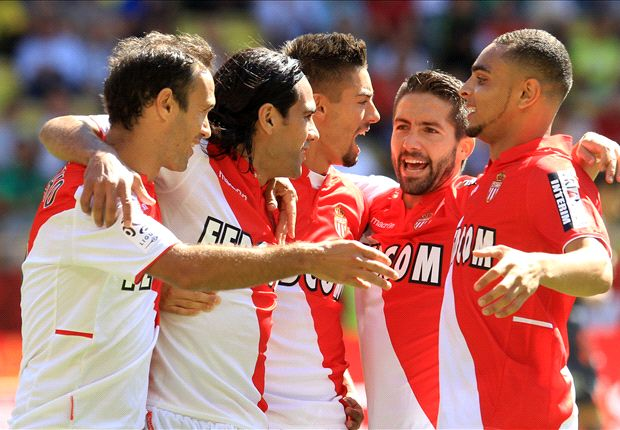 Ligue 1: Falcao sends Monaco top