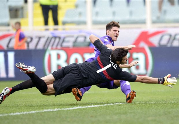Serie A: Fiorentina held as Lazio cruise