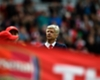 Wenger unhappy with second place