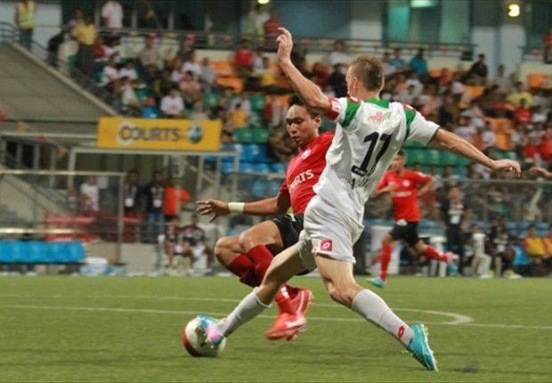 The Eagles went down to a 1-0 defeat in their last meeting with the Young Lions.