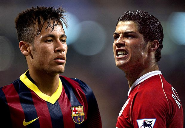 Cristiano Ronaldo was mediocre at Neymar's age, says agent