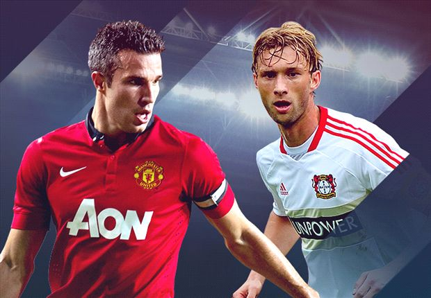 PREVIEW Liga Champions: Manchester United - Bayer Leverkusen